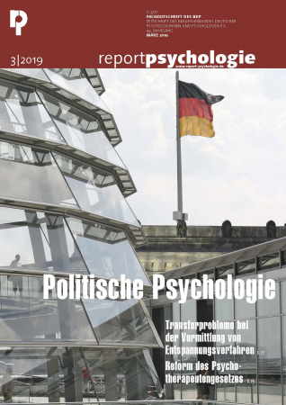 E-Paper Report Psychologie 3/2019