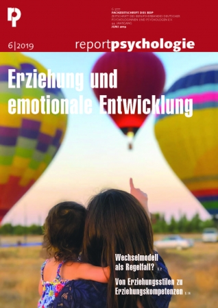 E-Paper Report Psychologie 6/2019